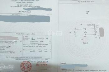 Bán nhà HXH 304 Trường Chinh, P13, Quận Tân Bình, ngang 4.1m dài 13.4m