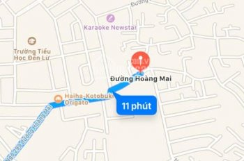 Cho thuê nhà ngõ 279/23 Hoàng Mai, P. Tương Mai, HN DT 54m2 x 4T, giá: 12tr/th