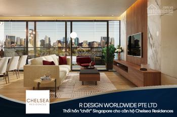Phòng KD HCCI cập nhật 168 suất ngoại giao độc quyền E2 Chelsea Residences giá đầu tư LH 0916824999
