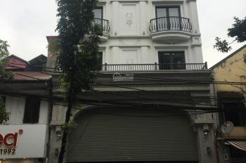 Cho thuê nhà Nguyễn Du, 115m2, mặt tiền 8m, nhà 6 tầng