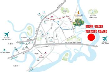 Tập đoàn Hưng Thịnh mở bán khu biệt thự quận 9 view sông Đồng Nai, 0932465656