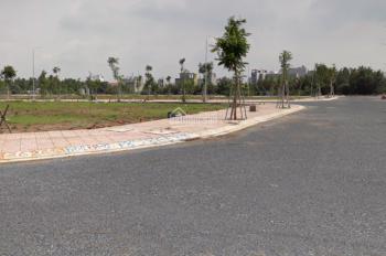 Bán lô đất 1,8tỷ/100m2 MT Trường Lưu, Q. 9, SHR, TC 100%, CSHT hoàn thiện, alo 0788804079 Toàn