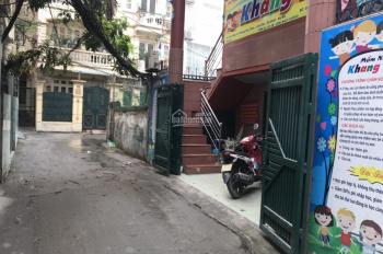 Bán nhà trong phố An Dương, thuận tiện đi lại, để ở, kinh doanh