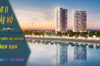 Chủ đầu tư bán chung cư D' EL Dorado, Lạc Long Quân - Võ Chí Công từ 1,6 tỷ sát Hồ Tây, 0913201444