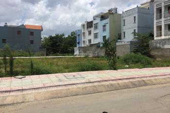 Bán gấp lô đất ở KDC Long Thới, Nhà Bè, SHR, đường trước nhà 17m, chỉ 800tr