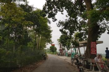 Mảnh đất sinh lời 1094m2, mặt đường Việt Hùng, Đông Anh lên Quận 2020, cực đẹp, nhanh tay gấp