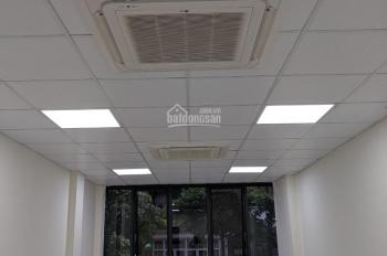 Cho thuê nhà mặt phố Trần Quang Diệu, diện tích 55m2 x 7 tầng. Mặt tiền 5m, vị trí đẹp