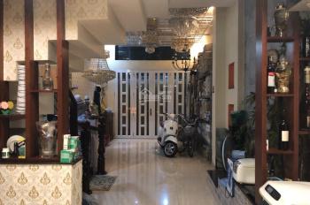 Nhà bán hẻm 1/ Gò Dầu ngay sát ngã tư Tân Sơn Nhì (4x14m) đúc 3,5 tấm, giá 7,65 tỷ TL