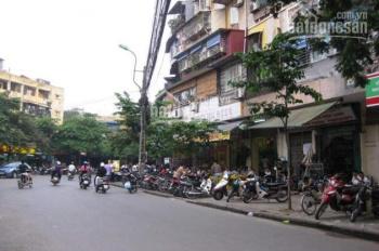 Cực hiếm nhà MP Bạch Mai - Tạ Quang Bửu, ~130tr/m2, DT sổ 80m2, vỉa hè rộng, LH: 08.5672.6666