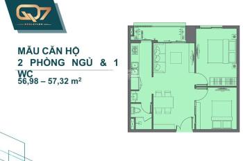 Nhận cọc đợt mở bán những căn cuối cùng dự án Q7 liền kề Phú Mỹ Hưng, 2 tỷ/căn. LH: 0933371427