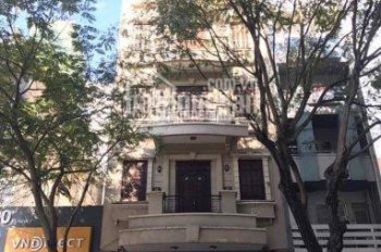Cho thuê tòa nhà 86-88 Pasteur, Quận 1, 8.6x16m, Hầm 6 lầu - Giá thuê 350tr/th