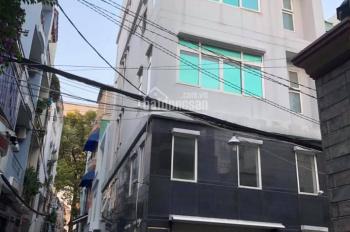 Hot nhà góc 2 mặt tiền hẻm xe hơi vào đậu trong nhà Trần Bình Trọng P4 Q5. 82m2 4 lầu