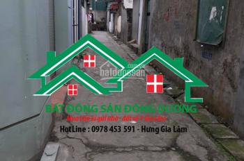 40m2 đất Dương Quang - Gia Lâm, giá dưới 500tr, LH Nga 0844 4444 04