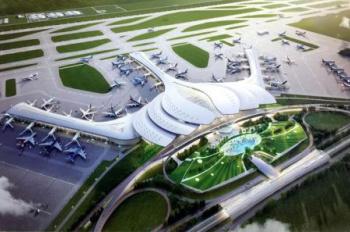 Bán 7200m2 đất sân bay Long Thành, mặt tiền đường chính vào sân bay, Cẩm Đường, huyện Long Thành