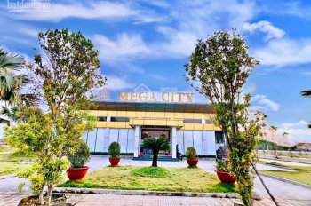 Cần sang nhượng gấp lô góc Mega City mặt tiền kinh doanh, giá gốc chỉ 530tr
