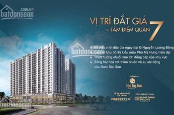 Mở bán căn hộ bàn giao Q4/2020 giá gốc CĐT chỉ từ 39tr/m2, ngay MT Nguyễn Lương Bằng. LH 0901018696