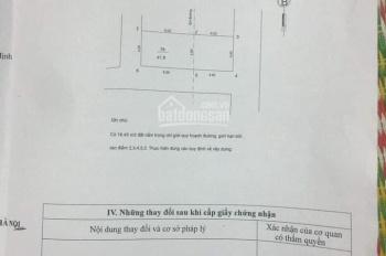 Chính chủ bán căn nhà 3 tầng phố Ngô Xuân Quảng. LH 0939996389