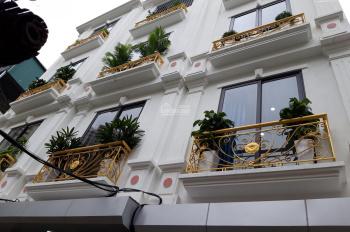 Bán nhà KĐT Văn Phú, Hà Đông, đang hoàn thiện, cực đẹp 37m2 - 5 tầng, giá 3.3 tỷ. 0968595343
