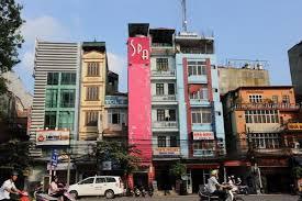 Bán nhà mặt phố Trương Hán Siêu, Hoàn Kiếm, nhà xây đẹp kinh doanh sầm uất