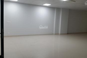 Cho thuê tầng 1: 300m2, mặt tiền: 9m làm showroom, ngân hàng, mặt phố Vũ Tông Phan