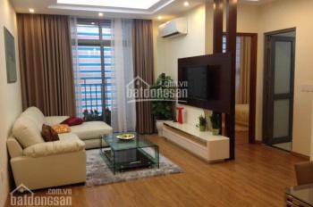 Cho thuê căn hộ 173 Xuân Thủy, 110m2, 3PN, có đồ 11tr/tháng. Liên hệ: 0914142792