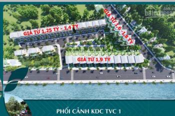 Đất nền đúng thông tin, mặt tiền Trần Văn Chẩm, Quốc Lộ 22, Củ Chi, TP. HCM