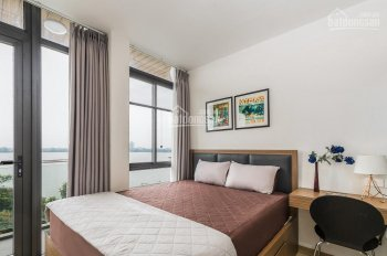 Cho thuê căn hộ đầy đủ tiện nghi, view Hồ Tây giá siêu rẻ