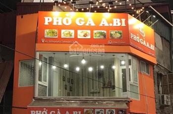 Cửa hàng mặt phố Tôn Thất Tùng cho thuê 30m2, mặt tiền 3m, giá 25tr. Vị trí siêu đẹp để kinh doanh