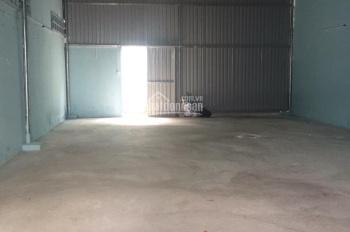 Cho thuê kho xưởng 300m2 đường công - Lê Trọng Tấn