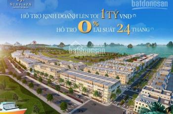 Cơ hội cuối cùng chỉ cần thanh toán 3,4 tỷ sở hữu ngay Shophouse 5 tầng mặt biển Bãi Cháy, Hạ Long