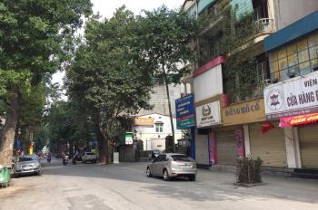 Nhà chính chủ mặt phố Lò Đúc, vị trí rất đẹp trước tòa nhà Kinh Đô, MT 8m, DT 174m2 hoặc 230 m2