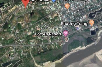 Bán gấp lô đất ngay sau chợ Lộc An 139,8m2 giá chỉ 780tr, Liên hệ 0944 81 6655