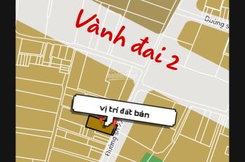 Bán Đất 7x17 Góc 2 Mặt Tiền vuông vức ngay Vành Đai 2 giao với đường 22, Linh Đông, Thủ Đức.