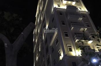 Cho thuê khách sạn 3 sao Hoàng Quốc Việt, Quận 7, DT: 14x45m, hầm +15 tầng, 71 phòng, giá 430 triệu