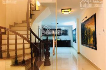 Cho thuê liền kề Văn Quán, 80 m2 x 4 tầng, đường trước nhà rộng, vỉa hè rộng