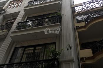 Cho thuê nhà phân lô 2 ô tô tránh nhau tại Vạn Phúc, Ba Đình. DT: 60m * 7 tầng thang máy