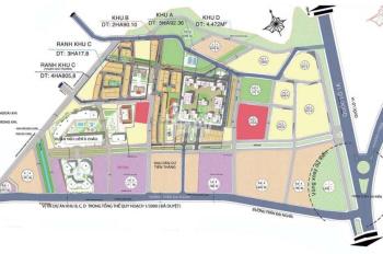 Chính chủ bán lô A1.10 DT 134,79m2 dự án Khang An Residence giá 27tr/m2 thương lượng. LH 0938087675