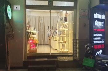 Mặt bằng cho thuê mặt tiền Quận 1 đông đúc: Làm Shop, cửa hàng