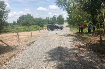 Cần tiền bán gấp đất thổ vườn Phú Thạnh, Nhơn Trạch, đường 6m, giá rẻ 1,6tr/m2, sổ riêng chính chủ