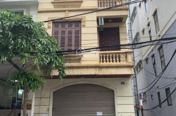 Cho thuê nhà mặt phố Đỗ Quang 70m2 x 5 tầng