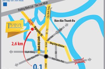 Cần bán căn hộ chung cư HyCo 4 số 205 Nguyễn Xí, Phường 26, Quận Bình Thạnh