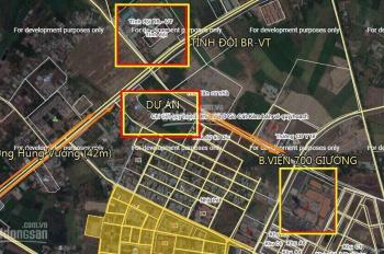 Bán gấp Đất nền Bà Rịa - Vũng Tàu đã có sổ  - liền kề khu dân cư, Chỉ từ 1,4 tỷ- 2,4tỷ - 0906346312