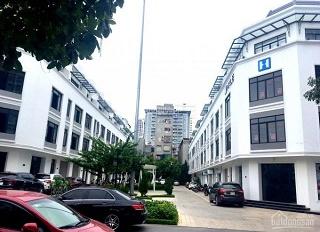 Cho thuê nhà liền kề làm văn phòng khu vực Vinhomes Gardenia, Hàm Nghi, diện tích 80m2 x 6 tầng
