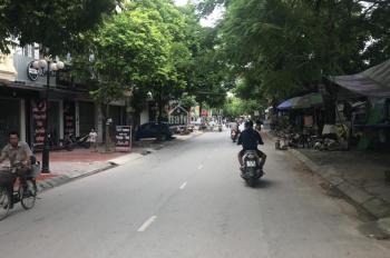 Bán nhà 5 tầng mặt phố Hoàng Minh Thảo, Lê Chân, ngang 5.2m, nở hậu 5m9, vị trí thuận tiện KD