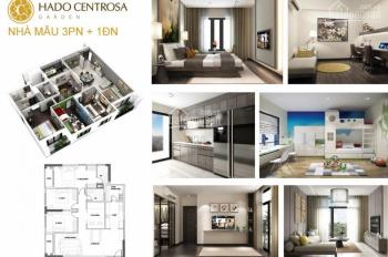 Cập nhật giá tốt căn hộ Hà Đô, MT đường 3.2 - hỗ trợ vay ngân hàng 70%. Liên hệ 090 111 6468