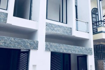 Bán nhà mới 100% 1 trệt, 1 lầu, 3 phòng ngủ, đường Nguyễn Thị Tồn, Hóa An, thành phố Biên Hòa