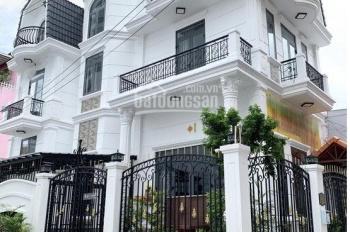 Bán nhà phố 9x14m giả biệt thự góc hai mặt HXH P. Phú Thuận, Quận 7