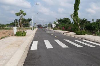 Bán đất thổ cư đường mặt tiền đường 8m, Bến Than, xã Hòa Phú, giá chỉ 1,32 tỷ, LH 0967567348