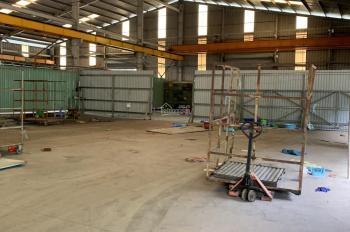 Công ty cho thuê lại nhà xưởng có PCCC tự động, giá cạnh tranh thuộc cụm KCN Tân Đô, Đức Hòa