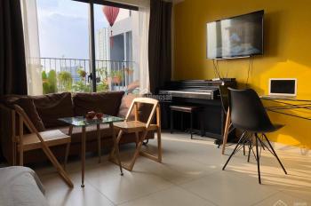 Cần bán gấp căn officetel M One Nam Sài Gòn Quận 7 có làm lửng được, DT: 33m2 giá bán 1 tỷ 4
